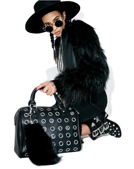 So Foxy Satchel Bag