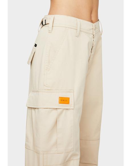 Combat Cargo Pants