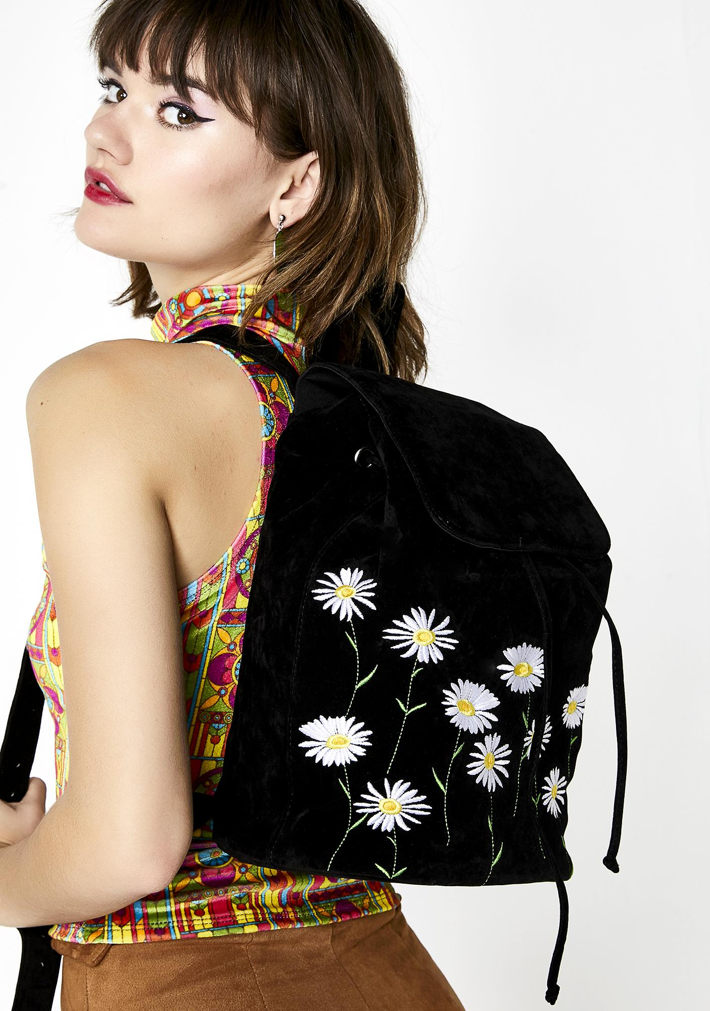 Skinnydip Jemima Daisy Backpack