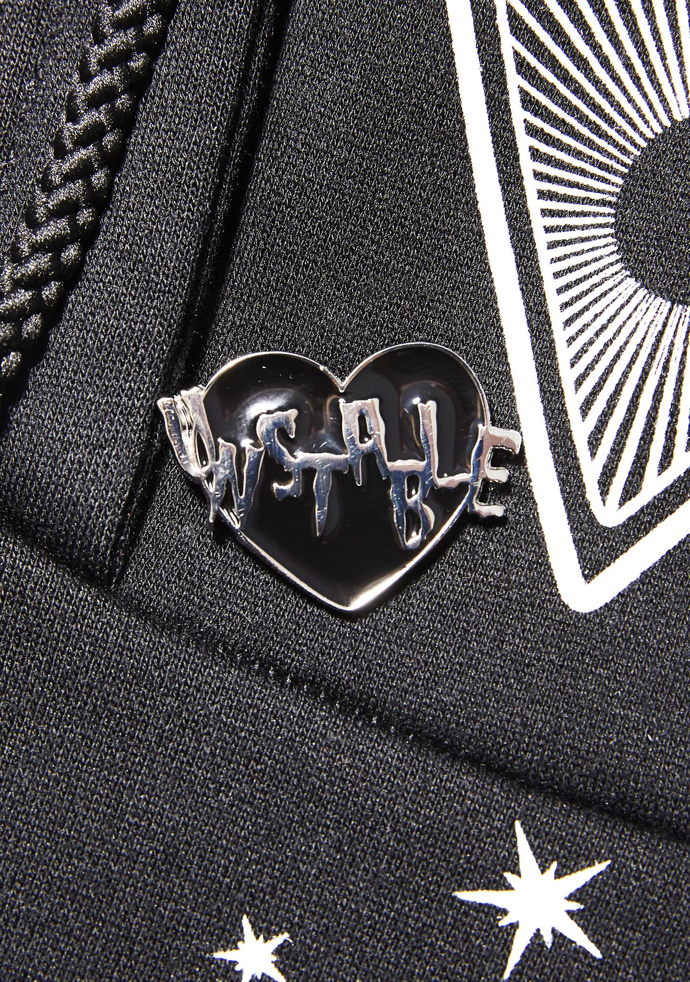 Killstar Unstable Enamel Pin