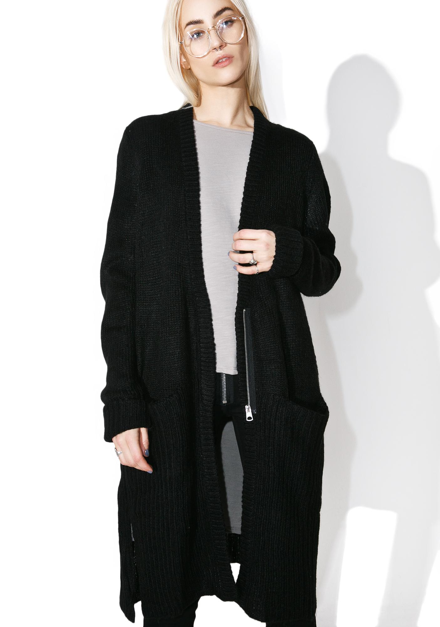 Cheap Monday Hook Cardigan