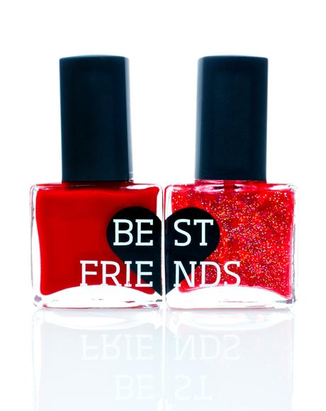 Friends Forever Nail Polish Duo