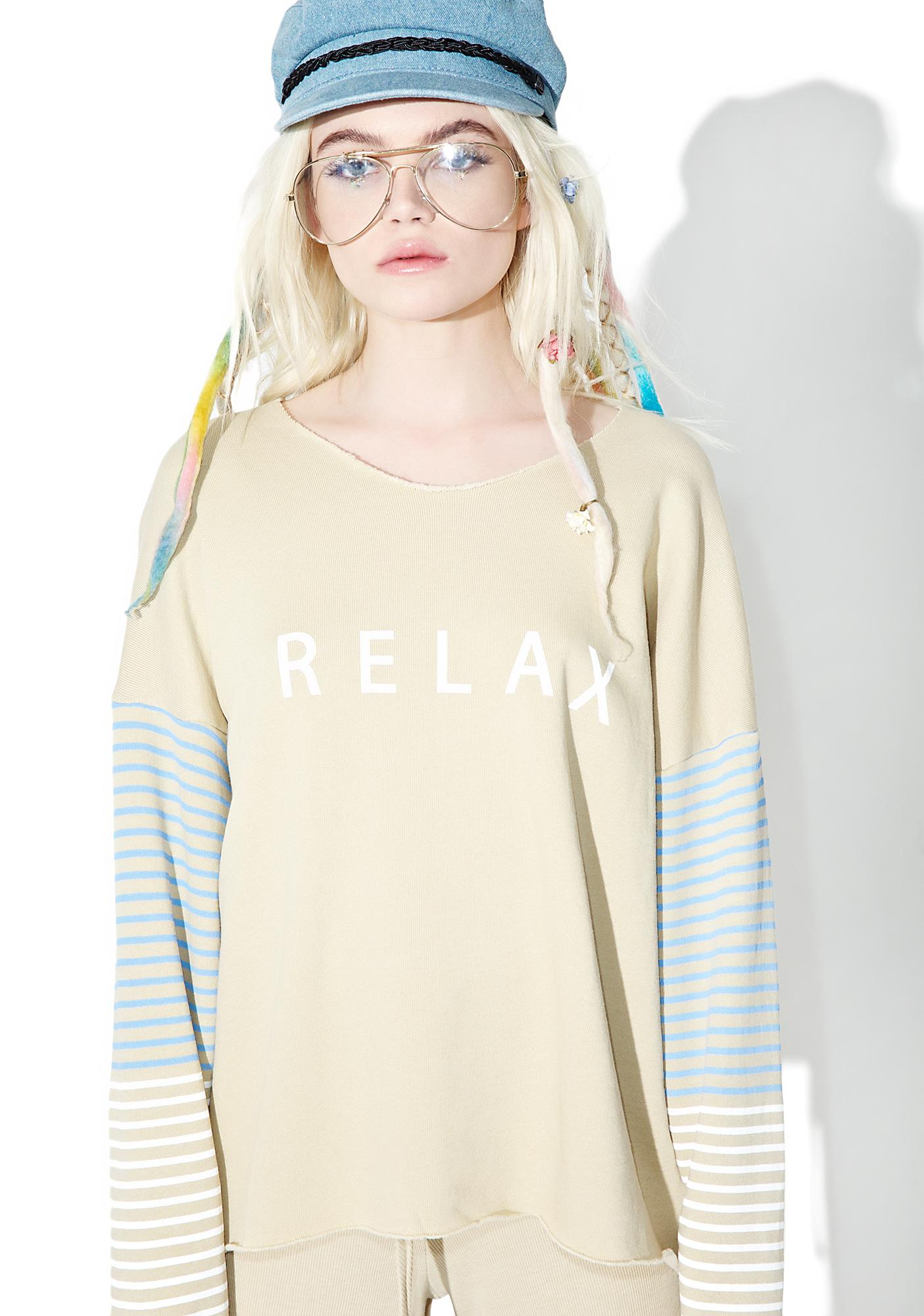 Wildfox Couture Relax Sweater