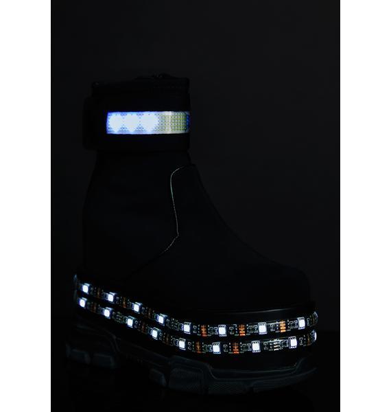 Club Exx Robotica Light Up Platforms