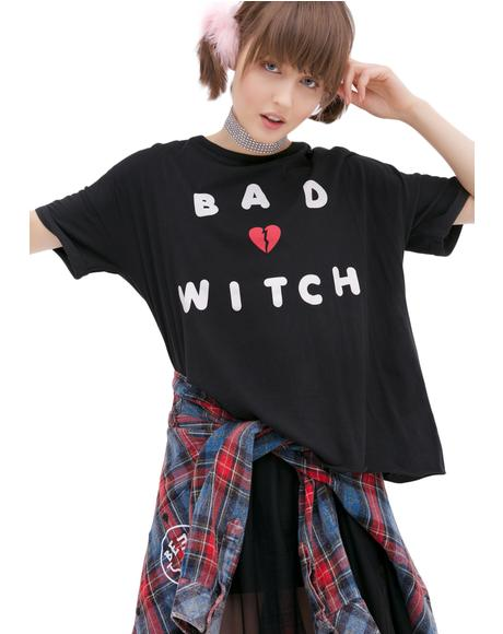 Bad Witch Katie's Tee