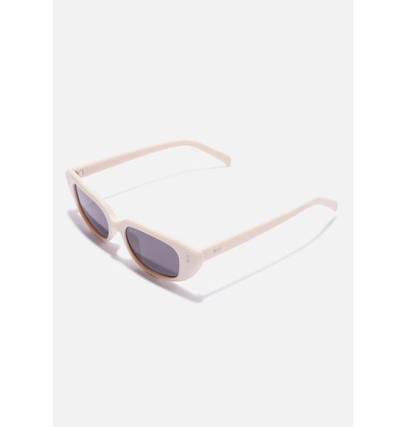 Boo On Watch Cat Eye Sunglasses
