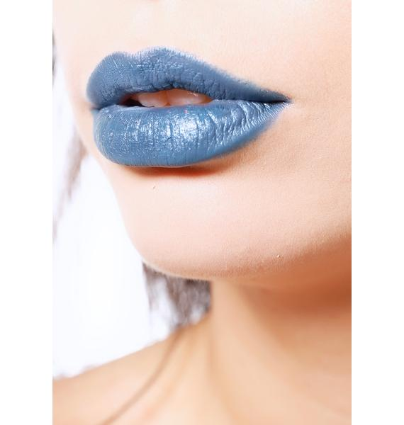 Lime Crime Denim Perlees Lipstick