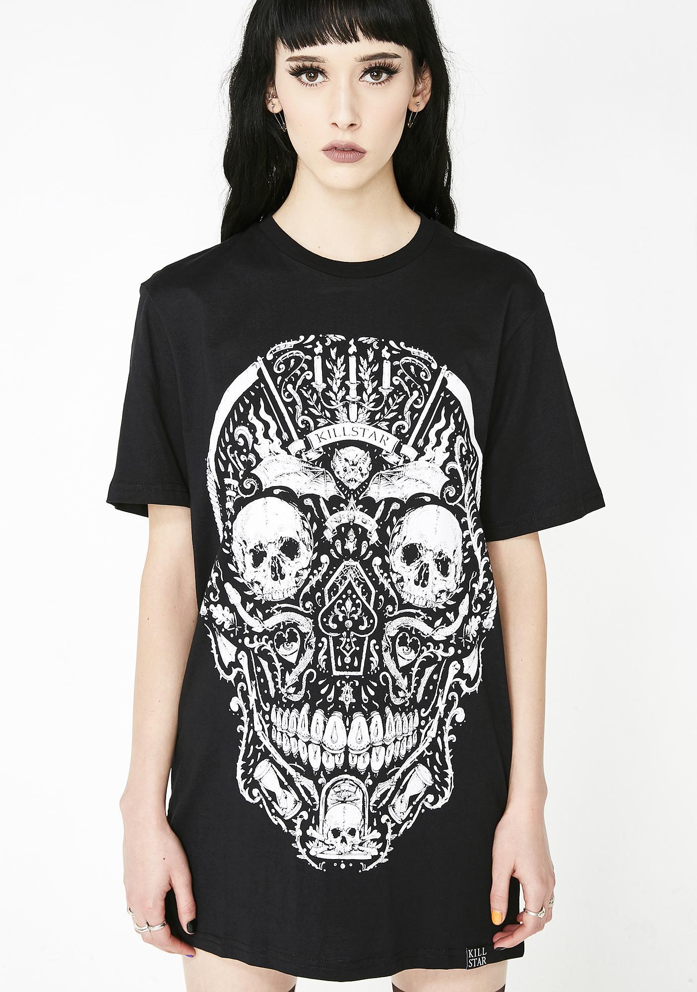 Killstar Memento Mori T-Shirt