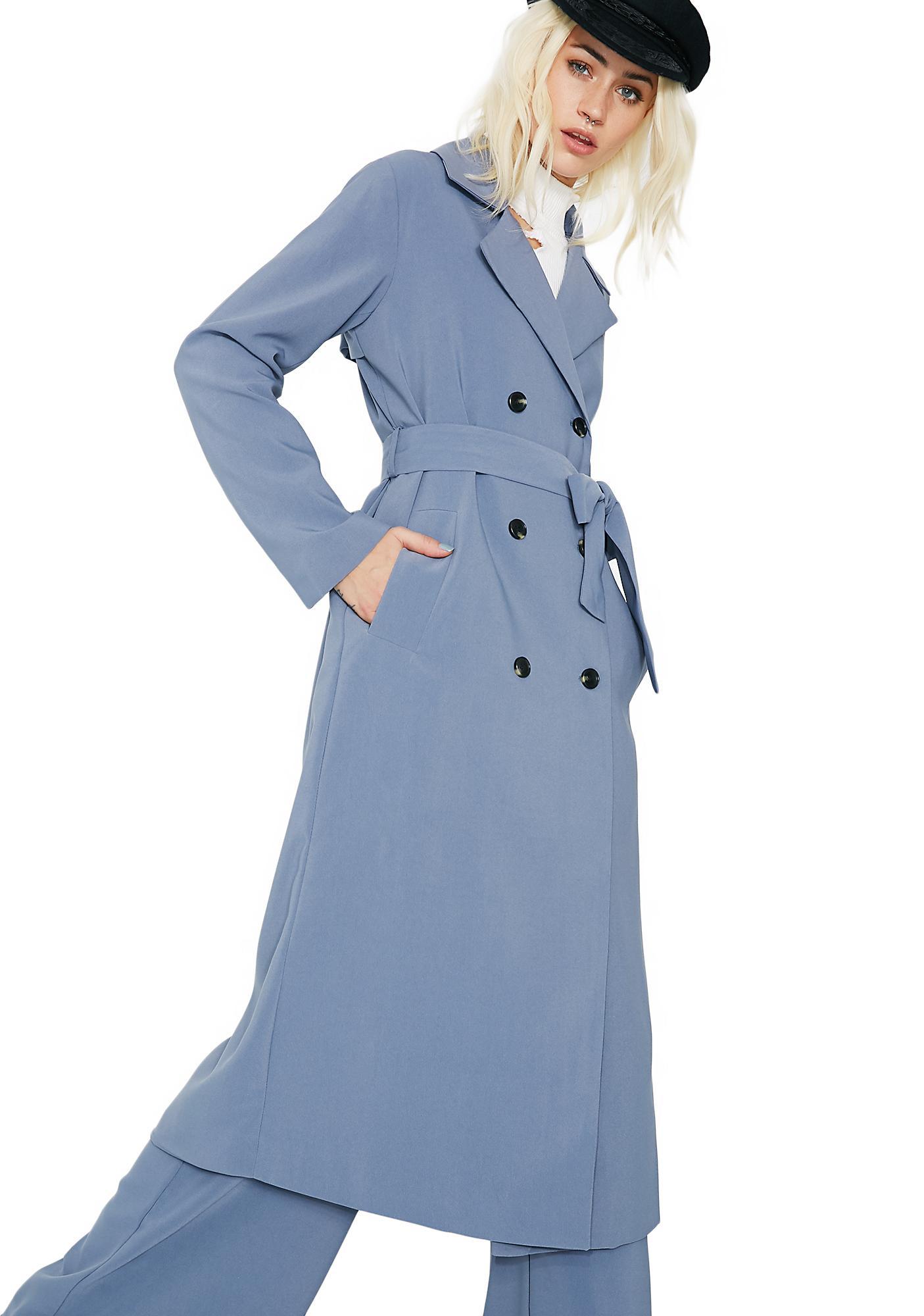 Devyn Longline Jacket