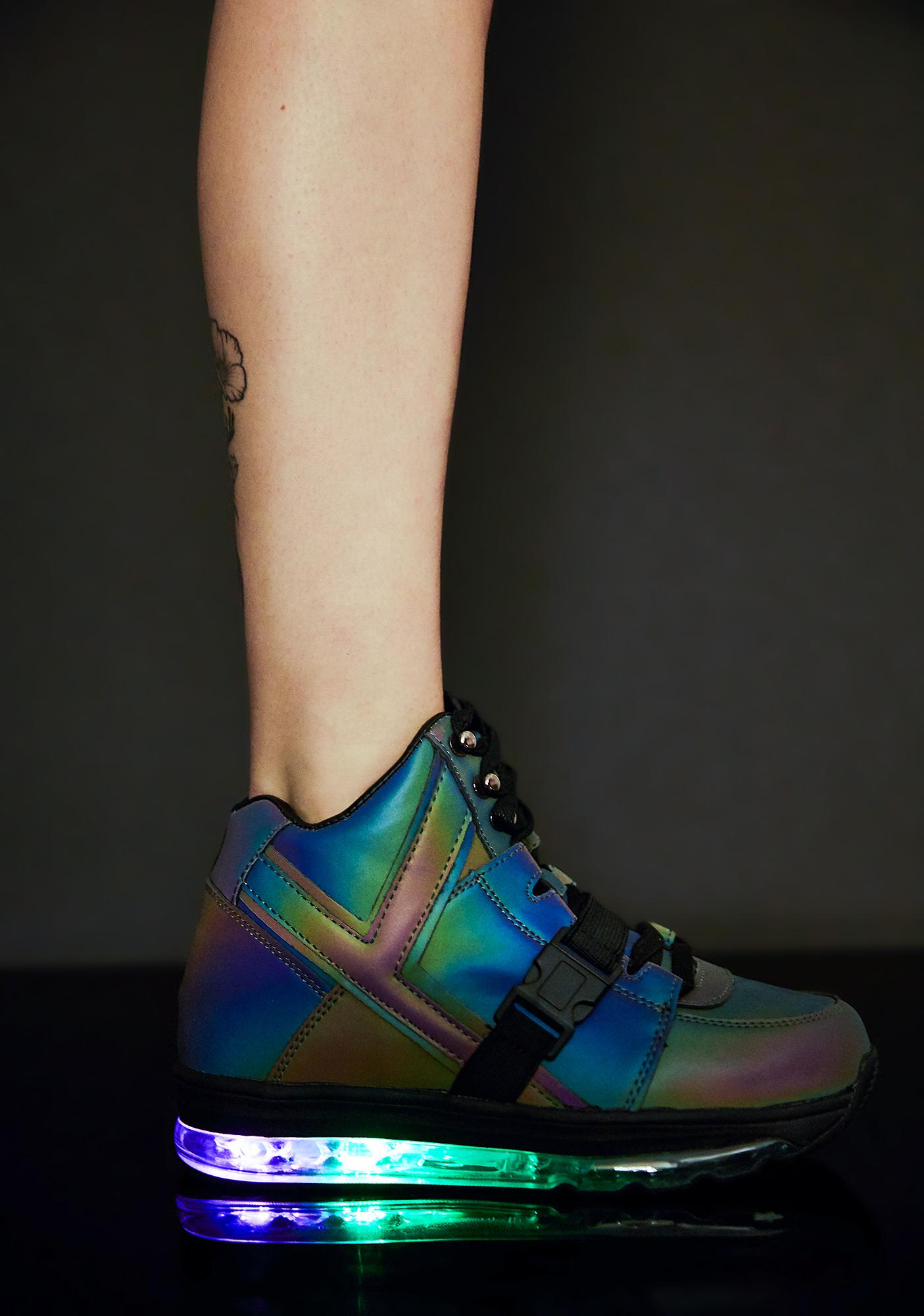 Y.R.U. Carbon Cycle Qozmo Aiire Sneakers