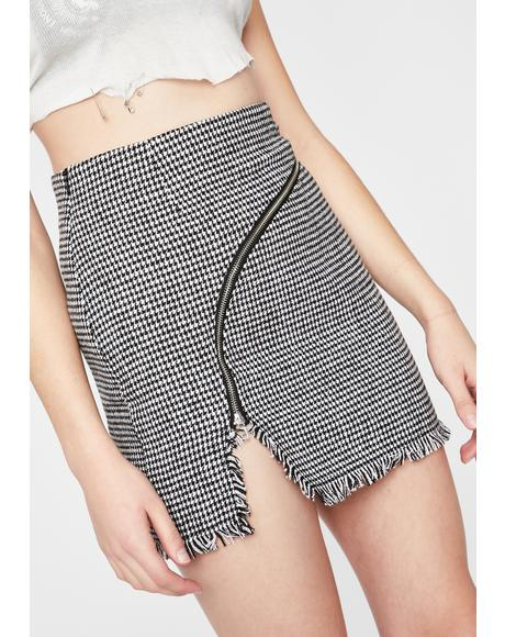 Can't Handle Me Mini Skirt