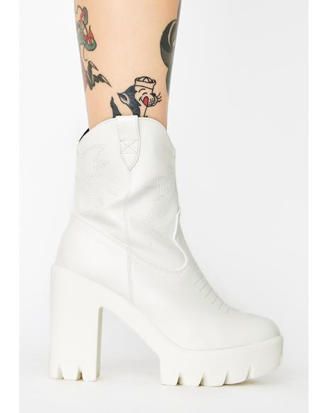 Icy Chill TF Out Platform Boots