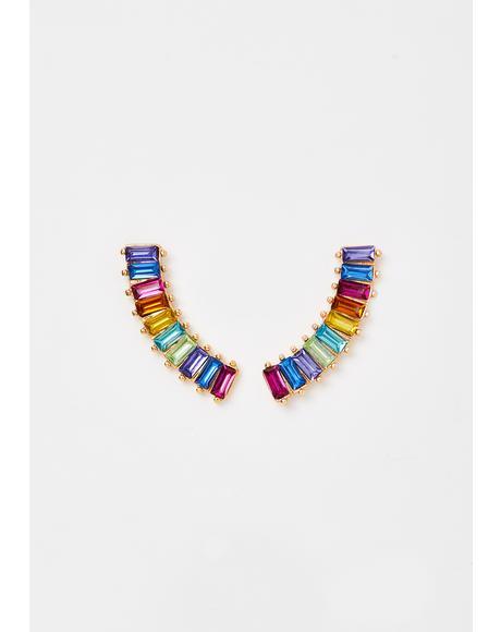 Fairy Glamtopia Gem Earrings