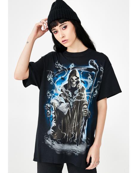Grim Reaper Graphic Tee