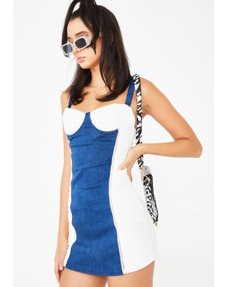 Nevada Ruched Dress