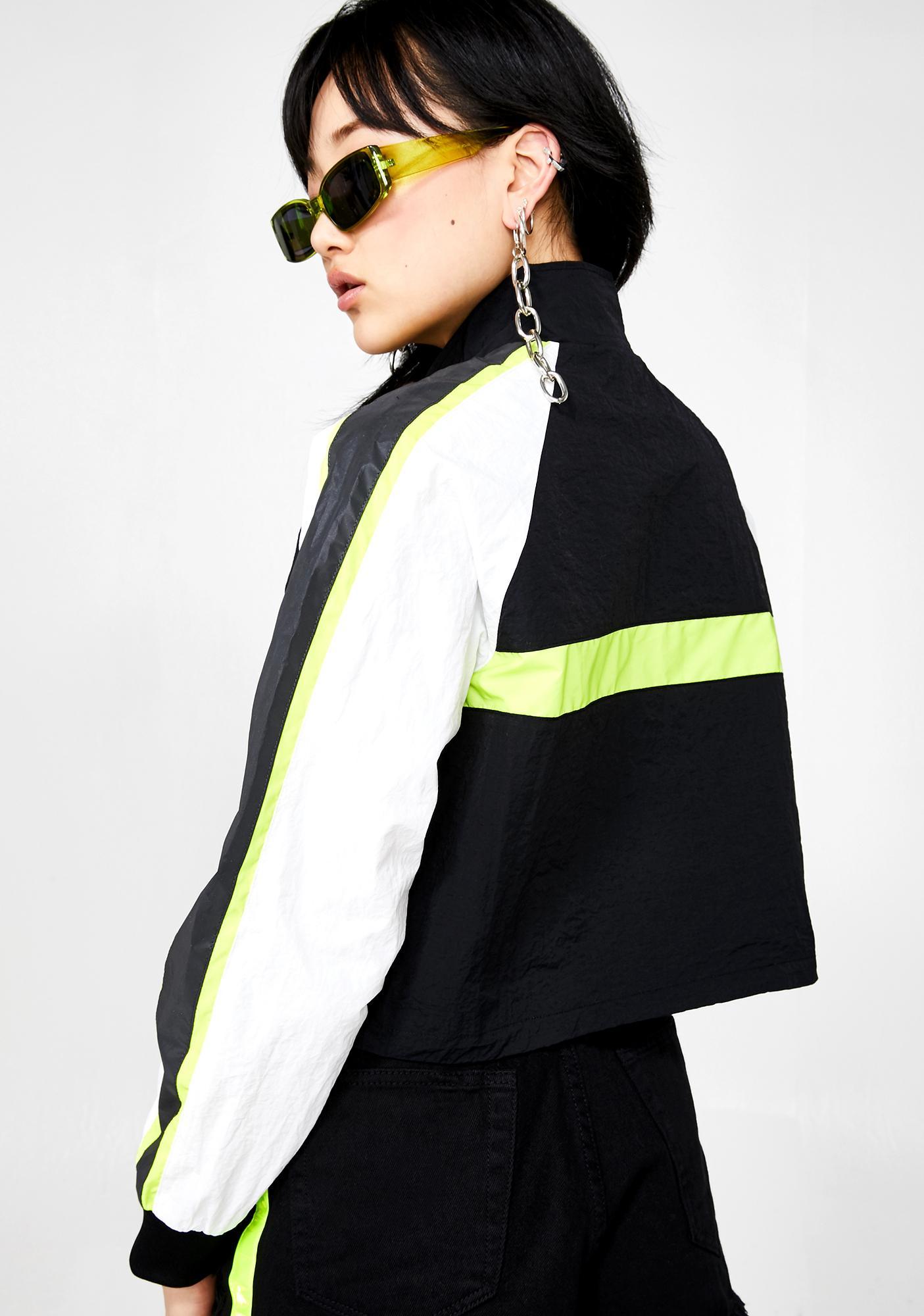 Nana Judy Idora Sports Cropped Sweater