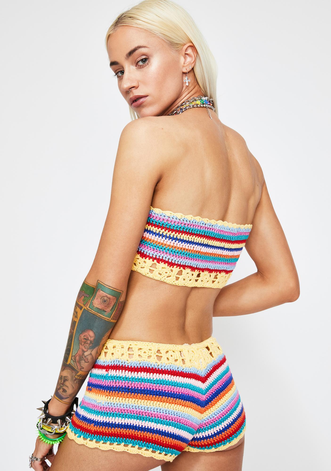 Rare Bird Crochet Set