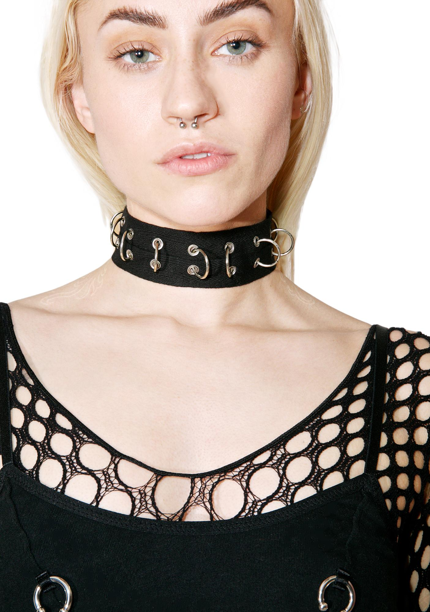 Posso Ring Neck Choker