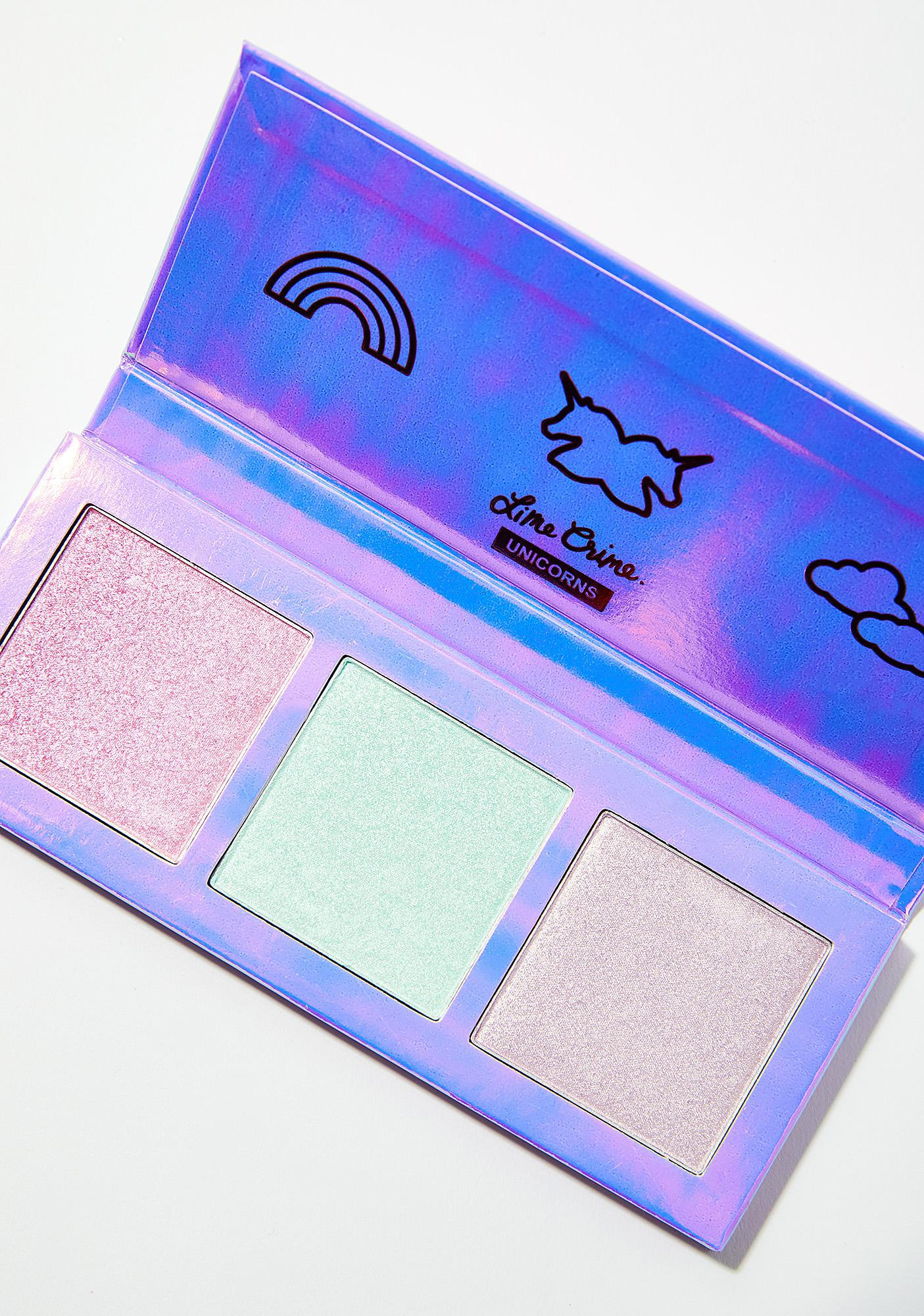Lime Crime Unicorns Hi-Lite Palette