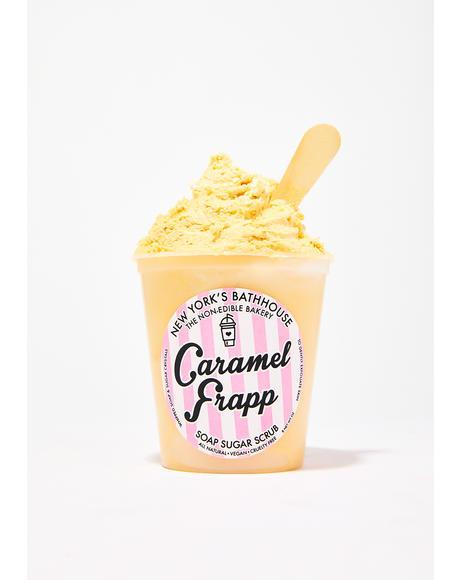 Caramel Frappucino Whipped Gelato Soap
