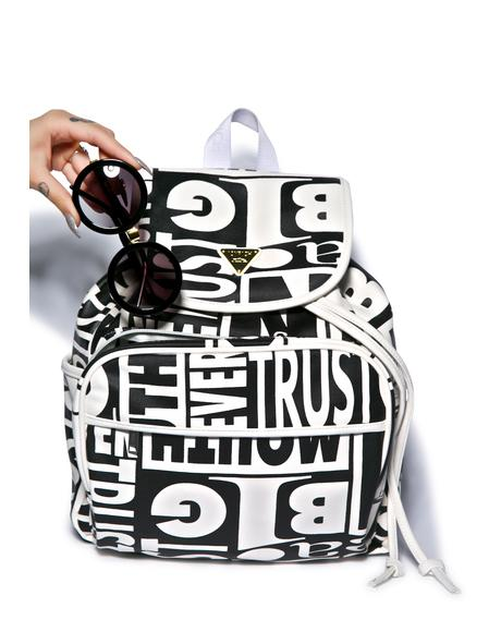 Trust Issues Backpack