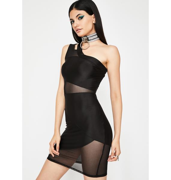 Kinky Euphoria Cut Out Dress