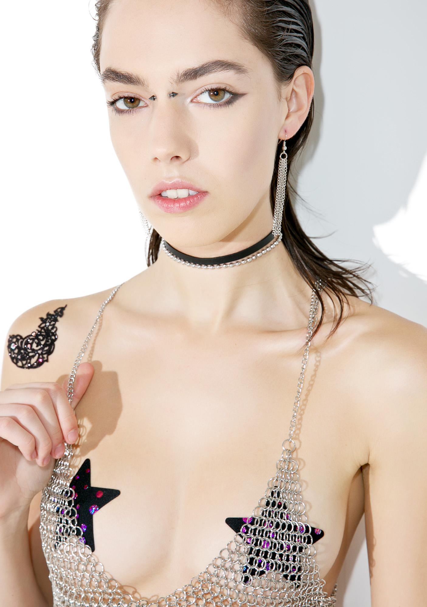 Evaporate Layered Choker