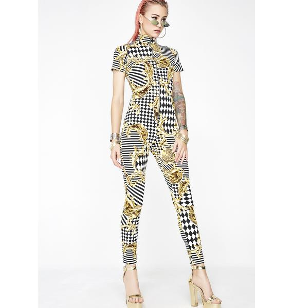 Boogie Haute Nights Catsuit