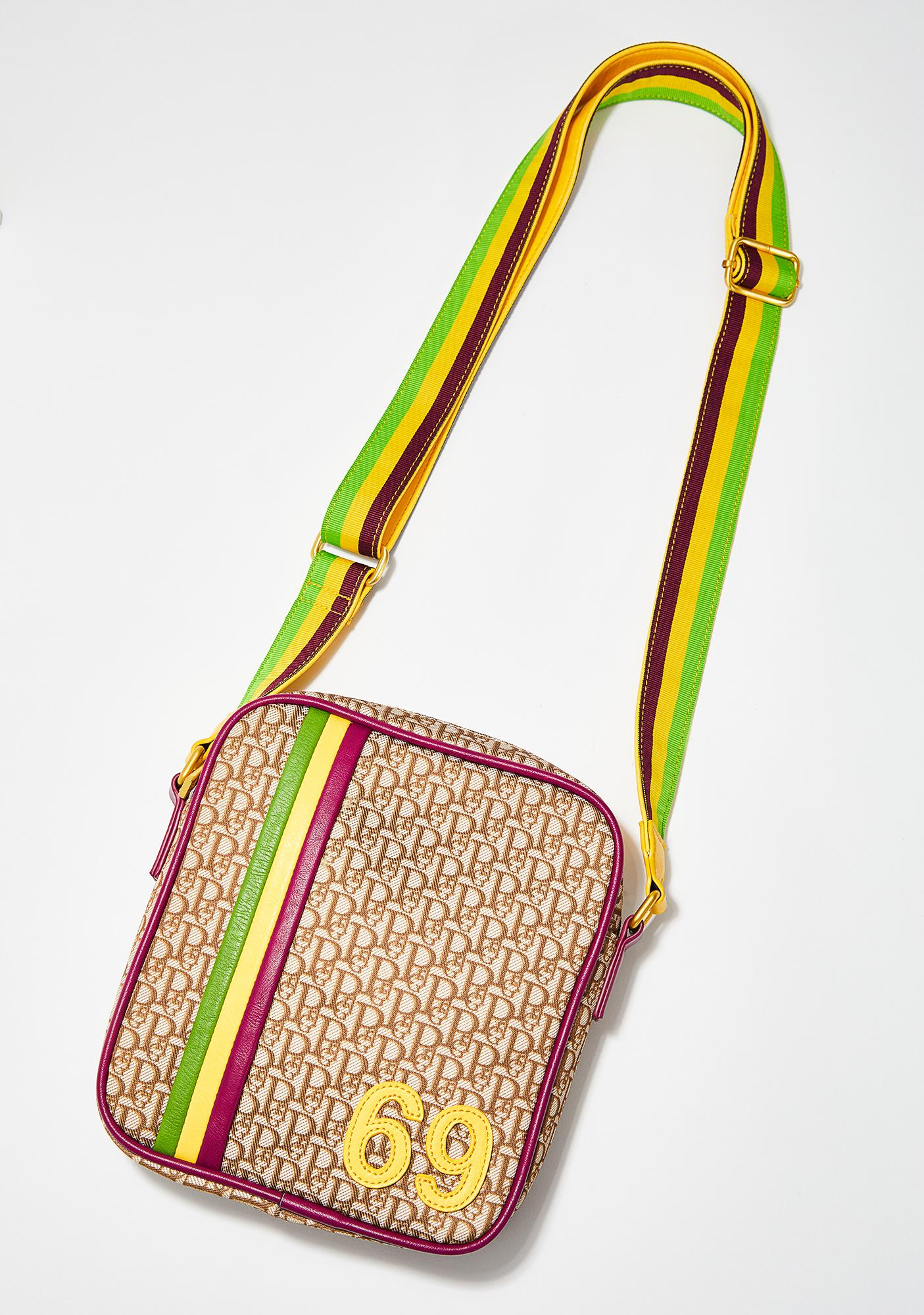 Poster Grl Main Thang Crossbody Bag