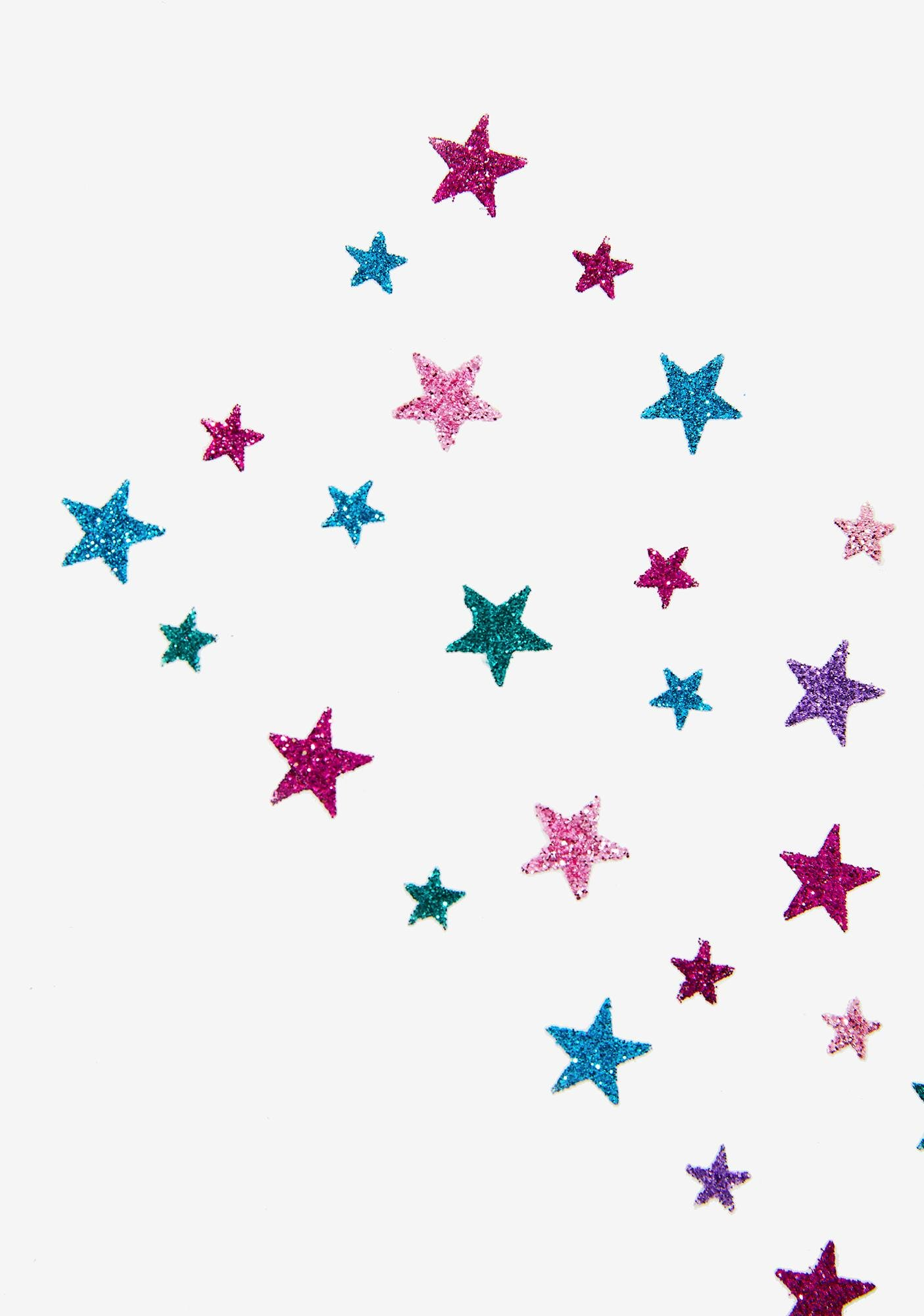 Magic & Manifest Pastel Star Sparkles