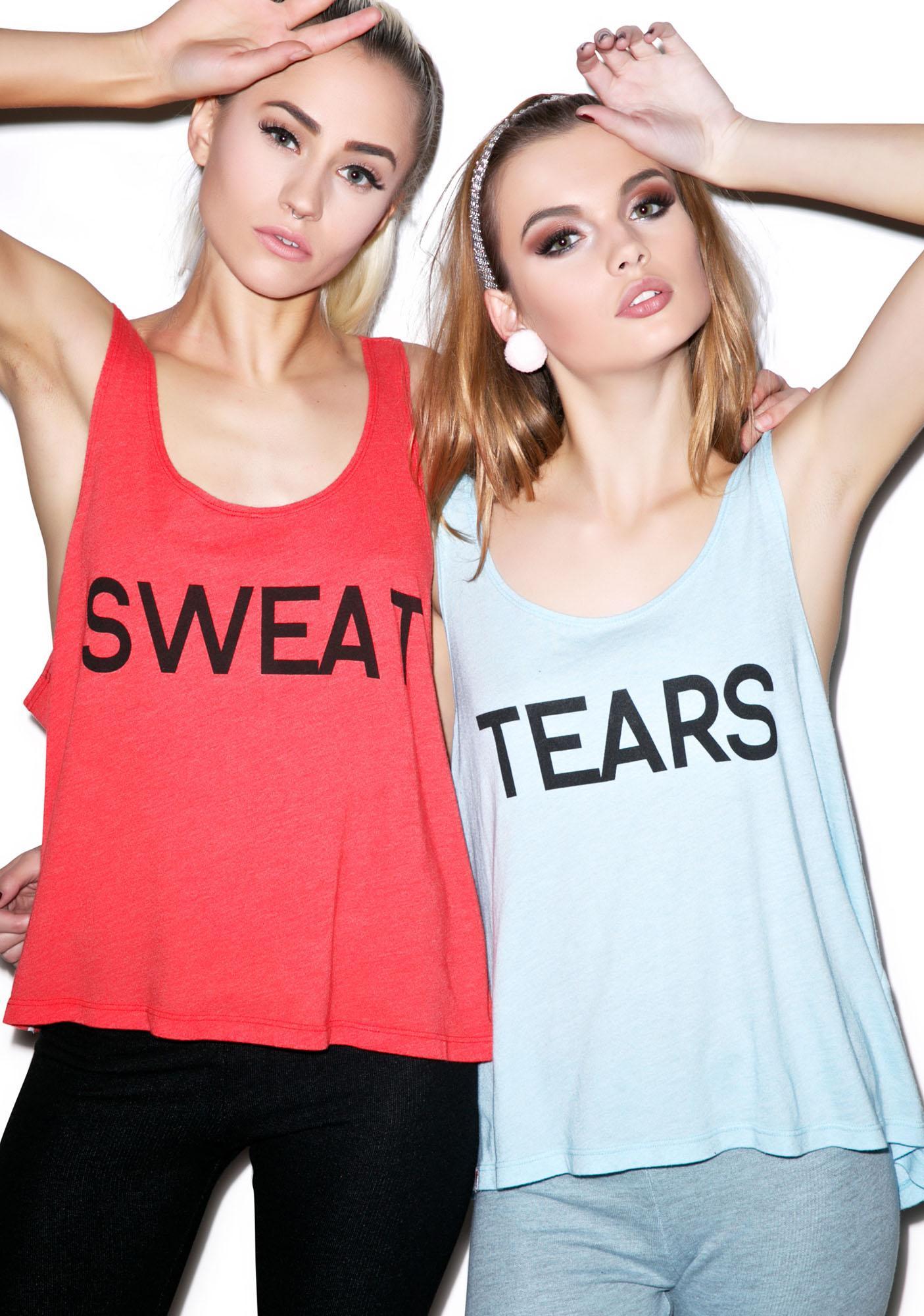 Wildfox Couture Sweat Boy Tank