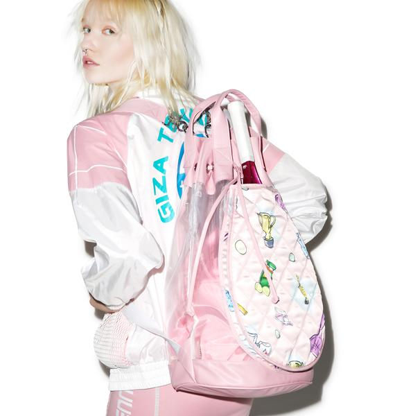 Joyrich X GIZA Tennis Club Racket Bag