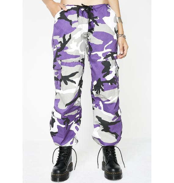 Sizurp Army Brat Cargo Pants