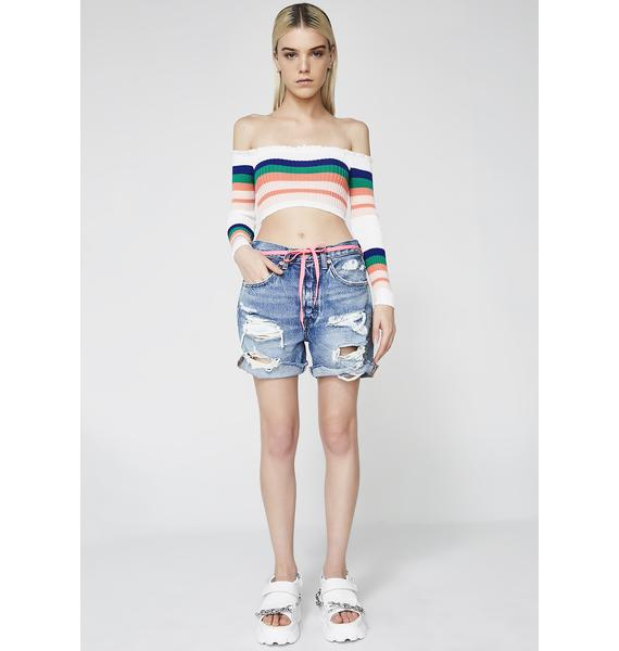 Life's A Breeze Crop Top