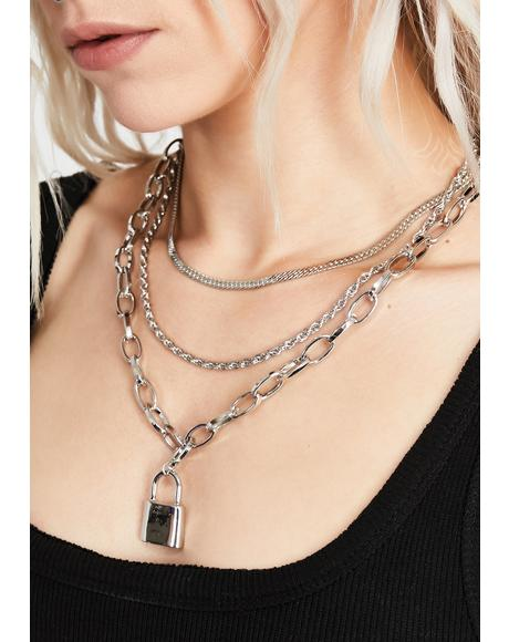 Finesse Layered Chain Necklace