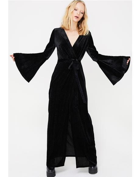 Coven Craze Maxi Dress