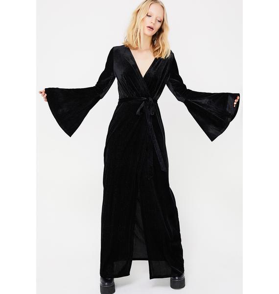 Coven Craze Maxi Dress
