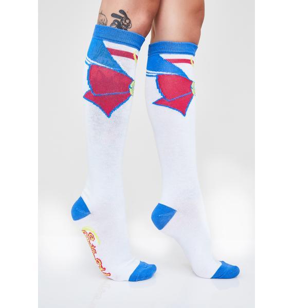 Power Of Friendship Knee High Socks