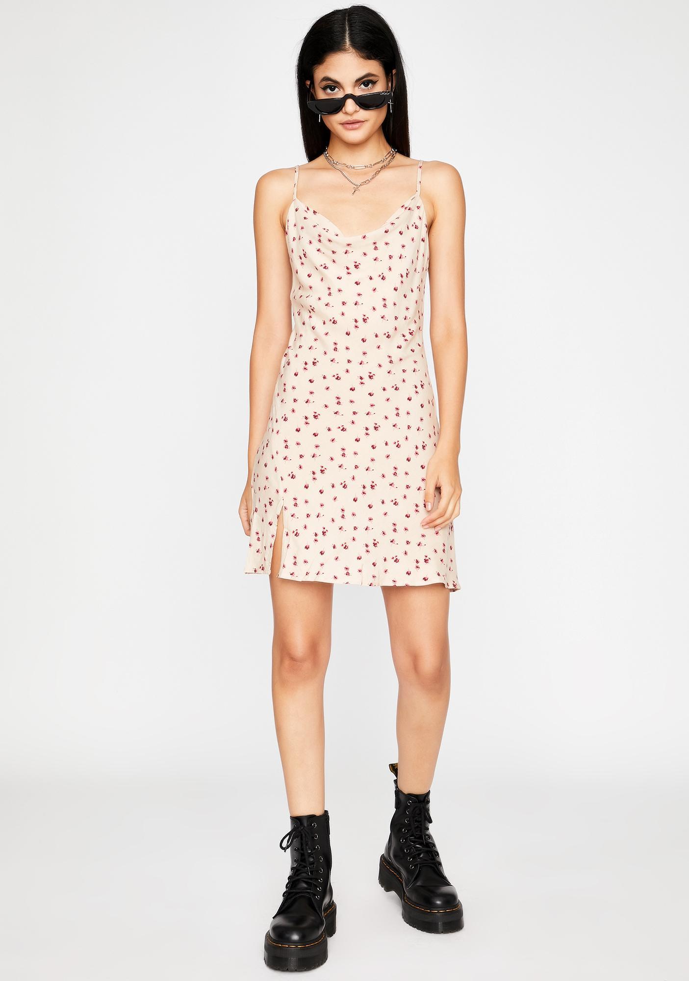 Runaway Date Slip Dress