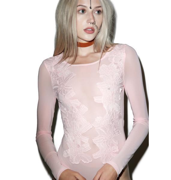 Peony Queen Bodysuit
