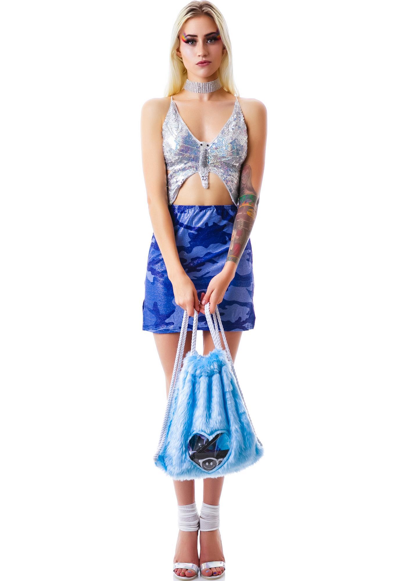 American Deadstock G.I. Jetson Camo Skirt
