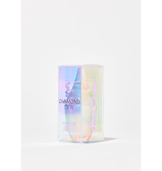 Lime Crime Confetti Iridescent Diamond Dew