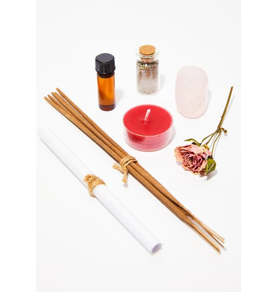 J. SOUTHERN STUDIO In Lust Incense Making Ritual Kit
