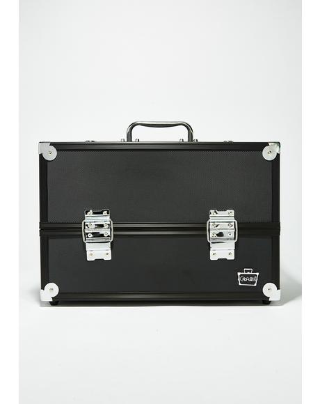Primped N' Polished Train Case