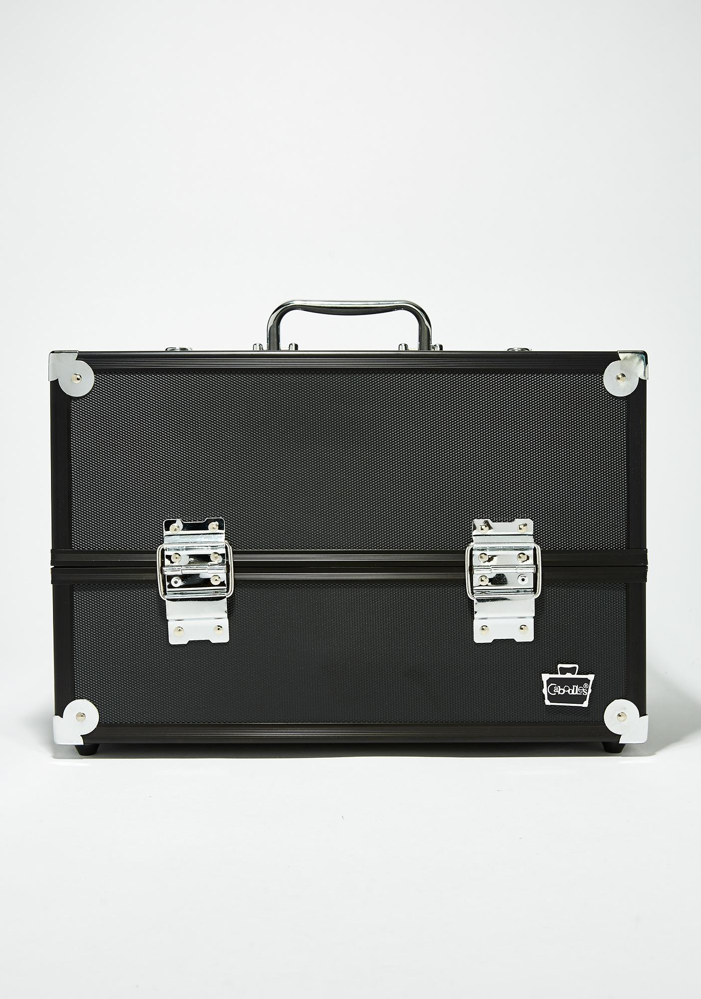 Caboodles Primped N' Polished Train Case