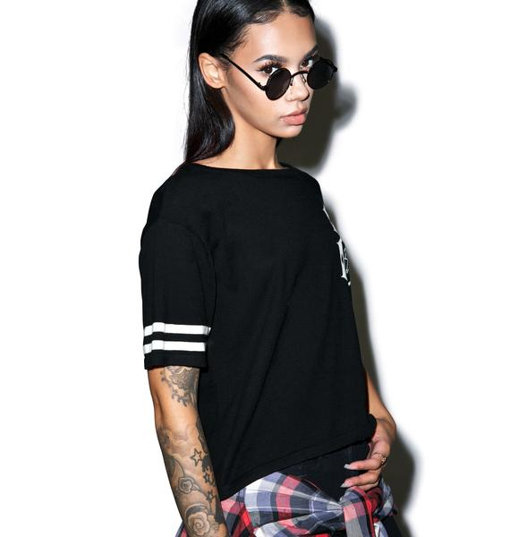 Rebel8 Knit Tee