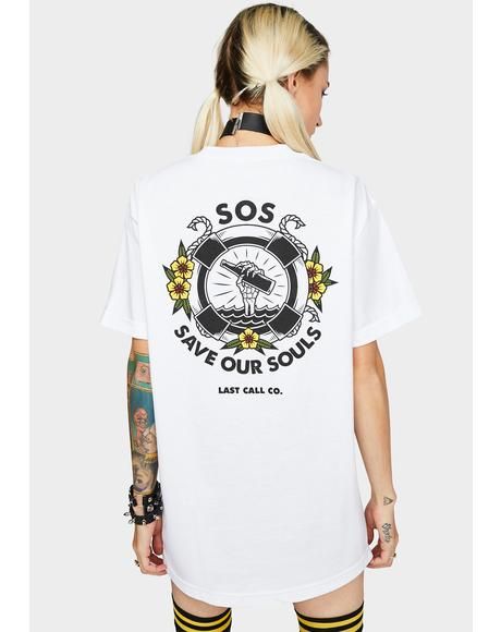 SOS Graphic Tee