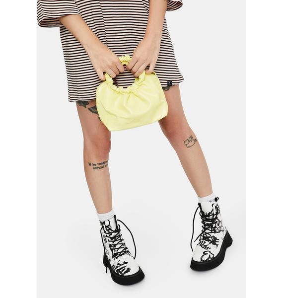 Baby Buttercup Shoulder Crossbody Bag