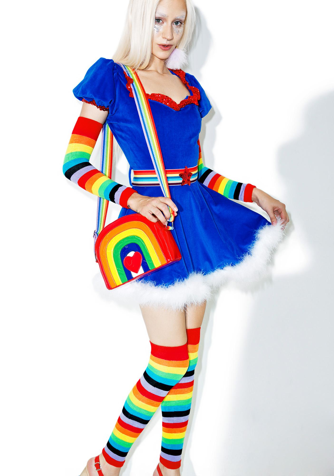 Rainbow Brite Costumes 80s Cartoon Costumes