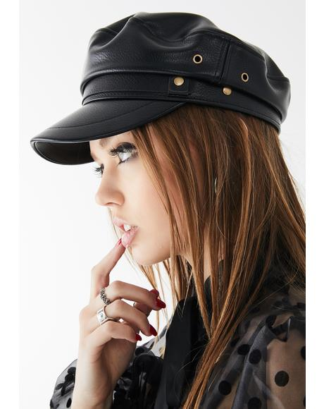 Up For It Biker Hat